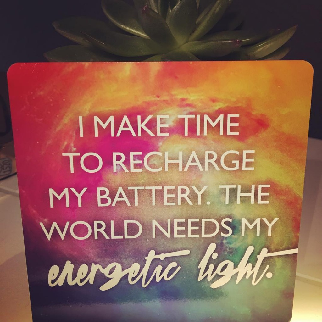This is exactly how I feel right now! These cards are amazing! @gabbybernstein #miraclesnow #inspiration #affirmations #universe #carddeck #spiritual #healing #selfhealing